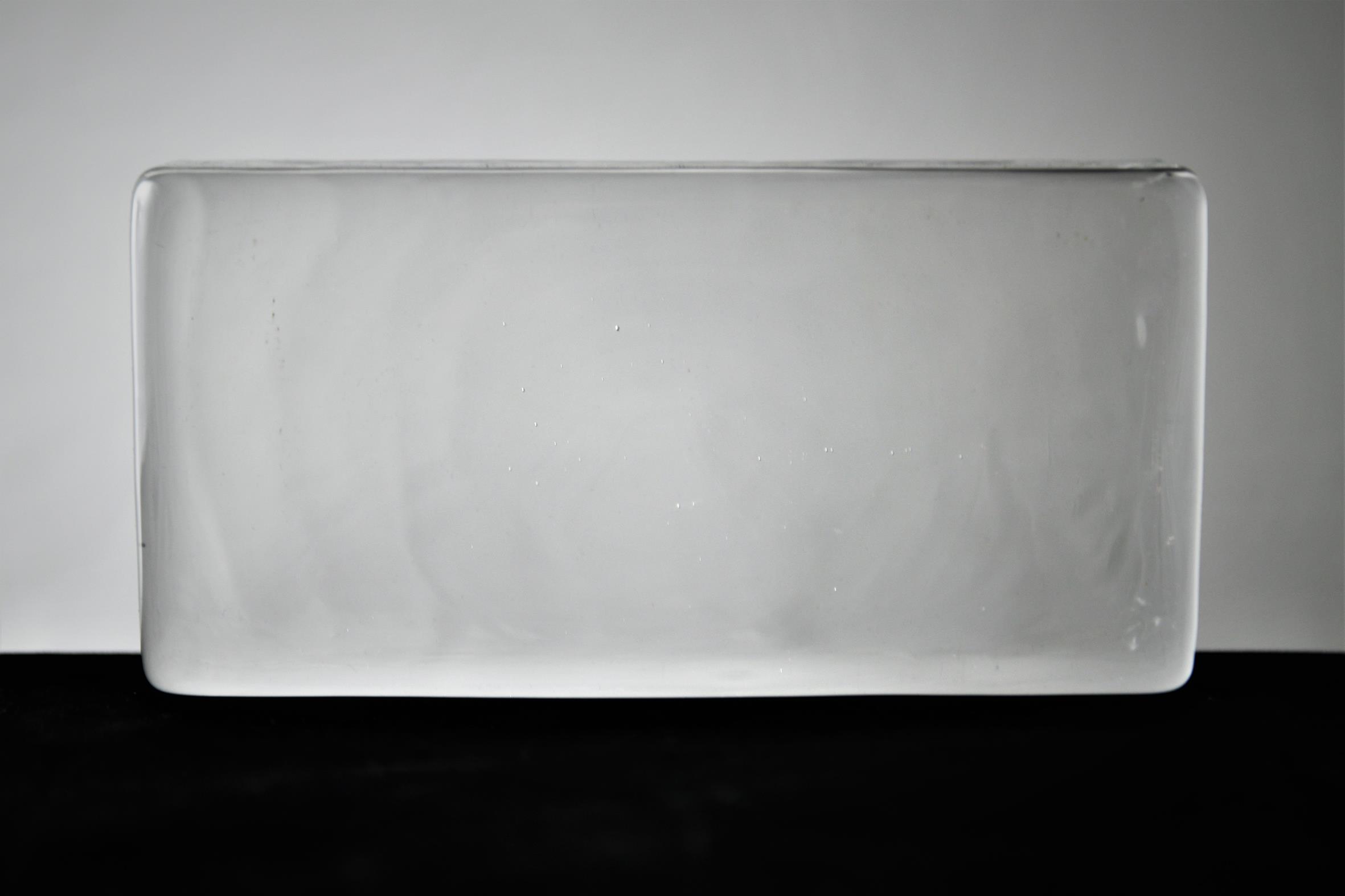 Cegły szklane luksfery pustaki szklane kula 07 02 2019 Fot Maciej Zaluski